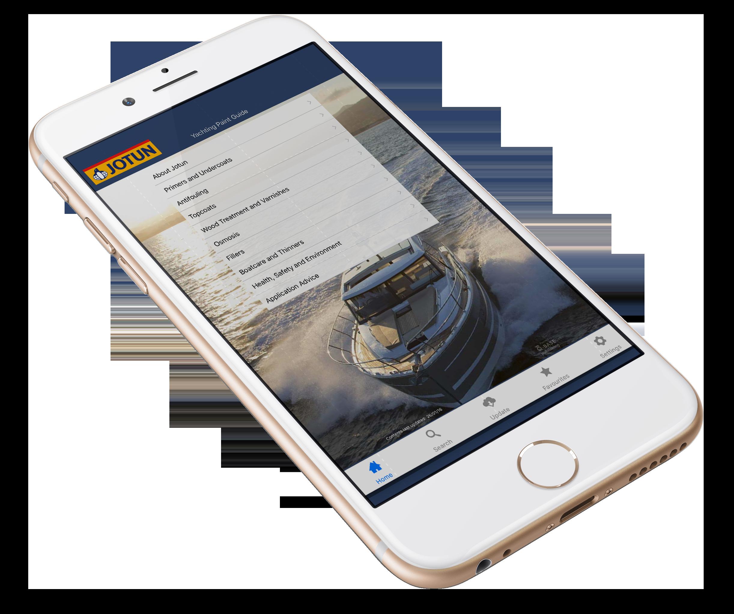 Båtpussen blir enklere med ny app