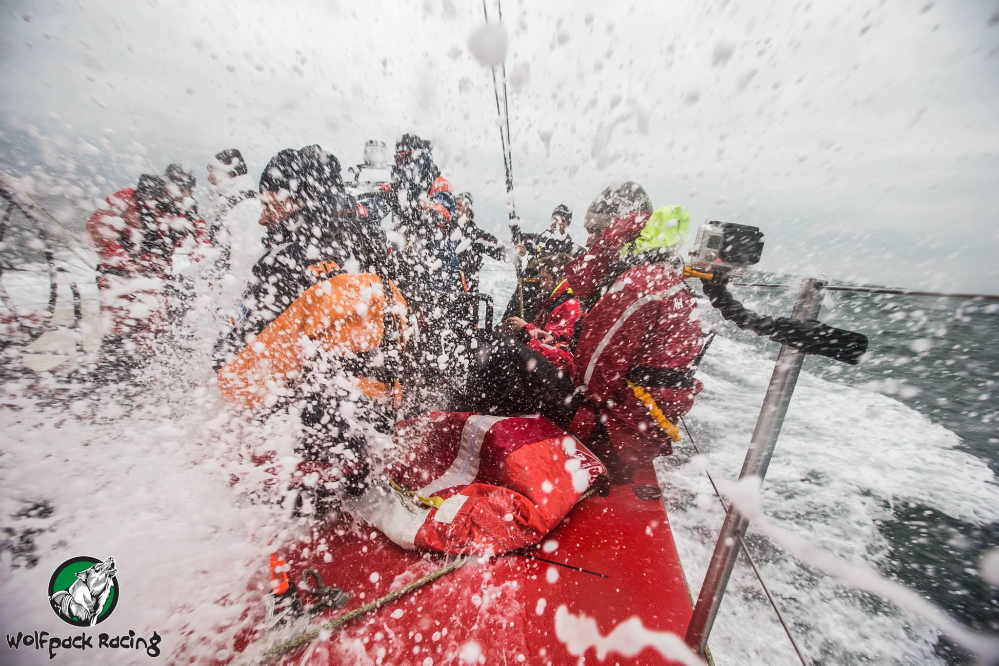 Bunnstoff for regattabåter – når en hundredels knop teller