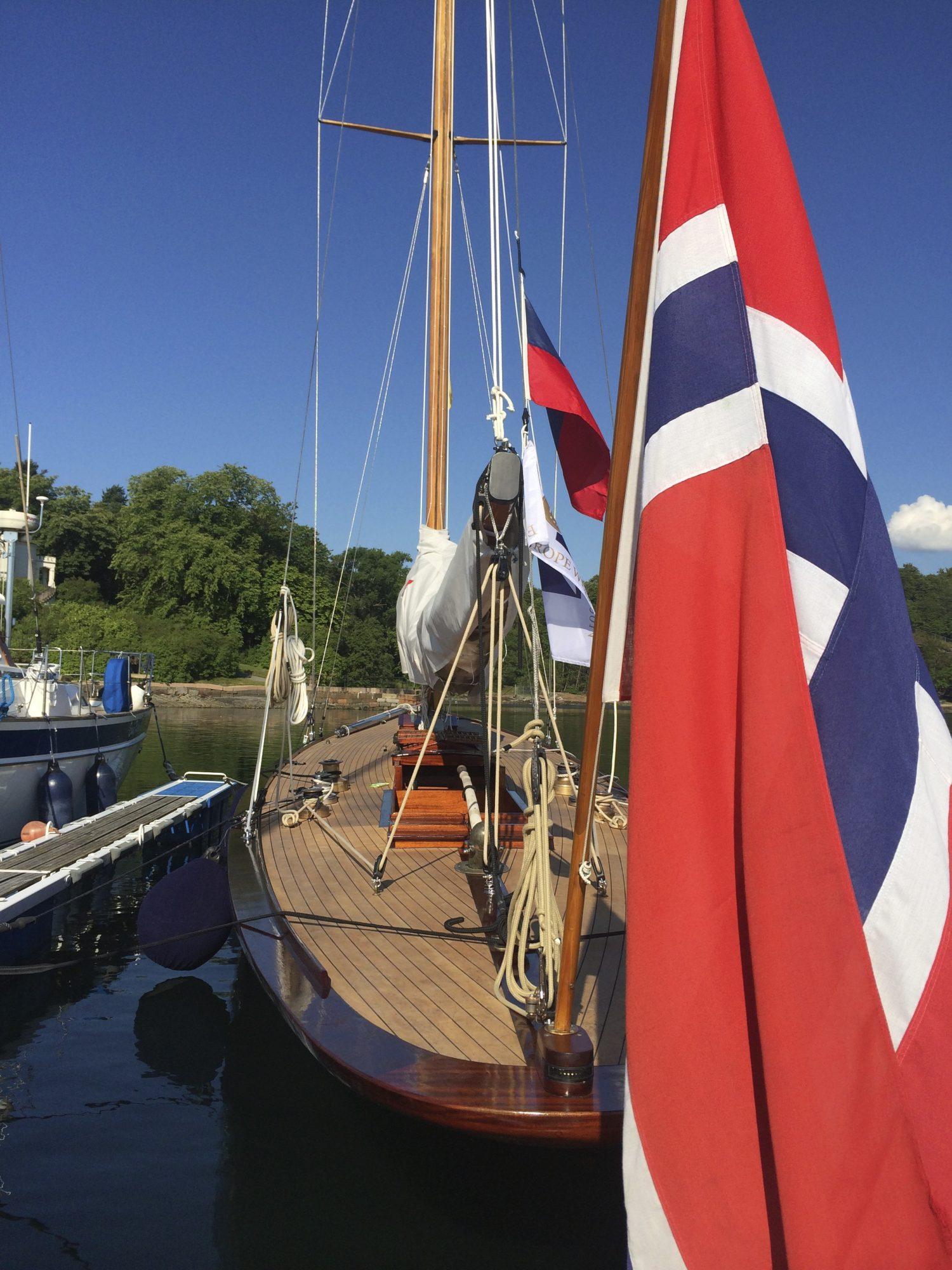 Møt Jotuns representanter i forbindelse med Hurum Trebåtfestival 3. juni
