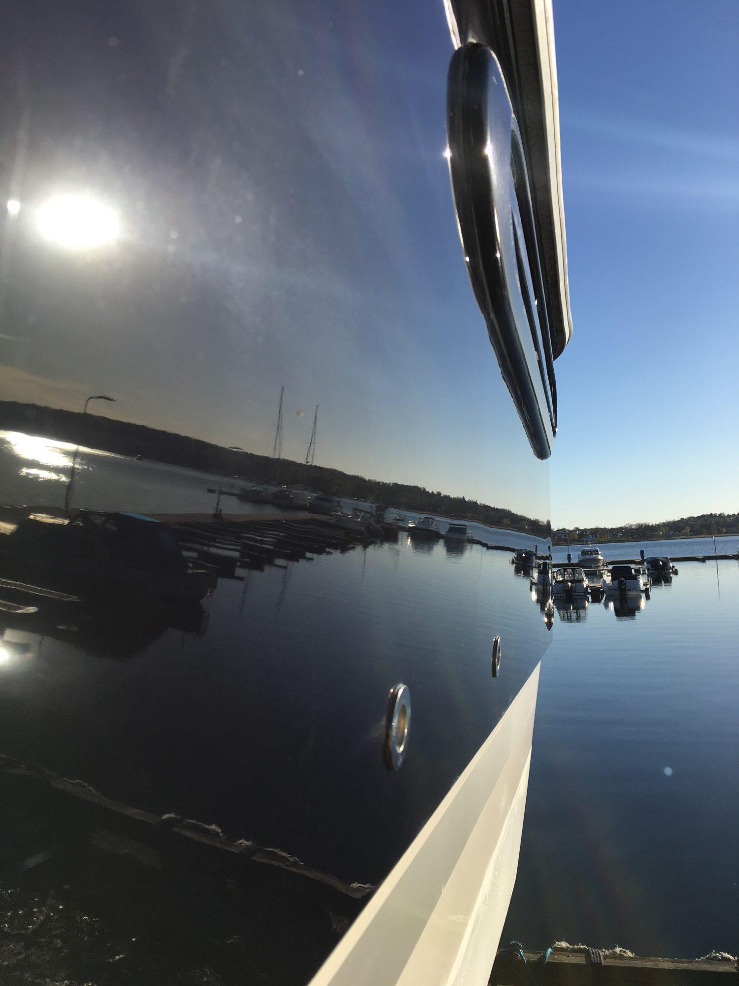 Hold båten blank i sommer
