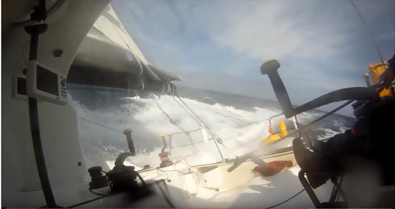 «Solo II» vinner av Shetland Race 2016