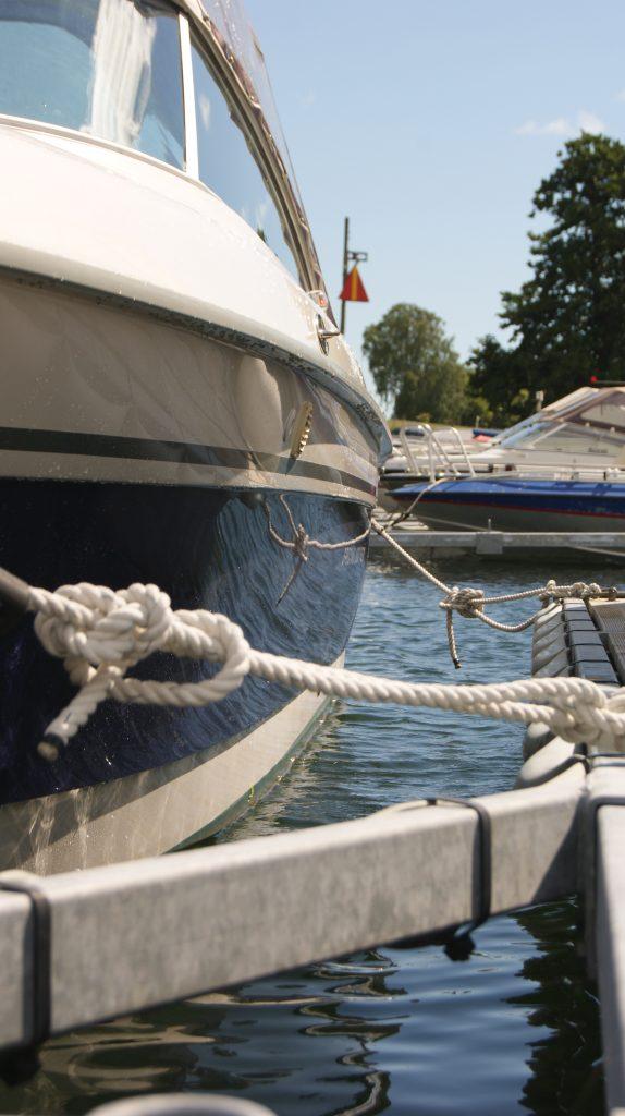 Vårklargjøring av båt