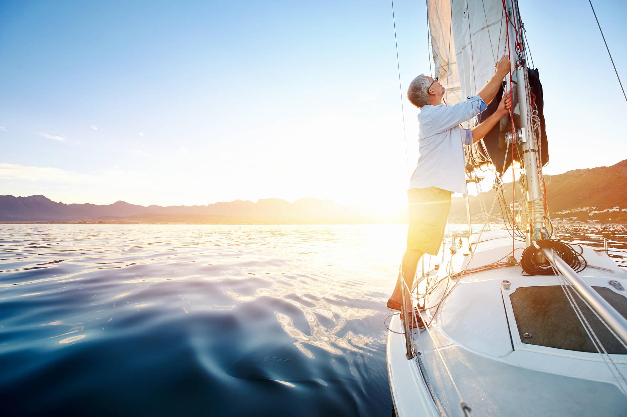 Slik gjør du båten klar for vinterlagring – spar tid til våren!