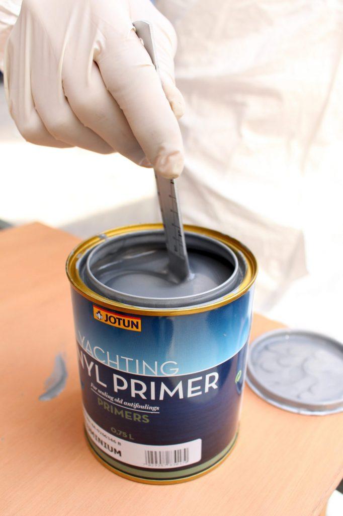 Røre opp maling