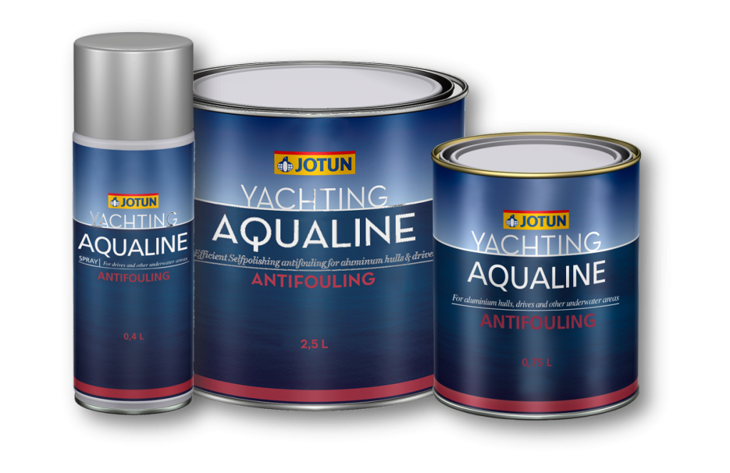 Aqualine og Aqualine Spray produktbilde