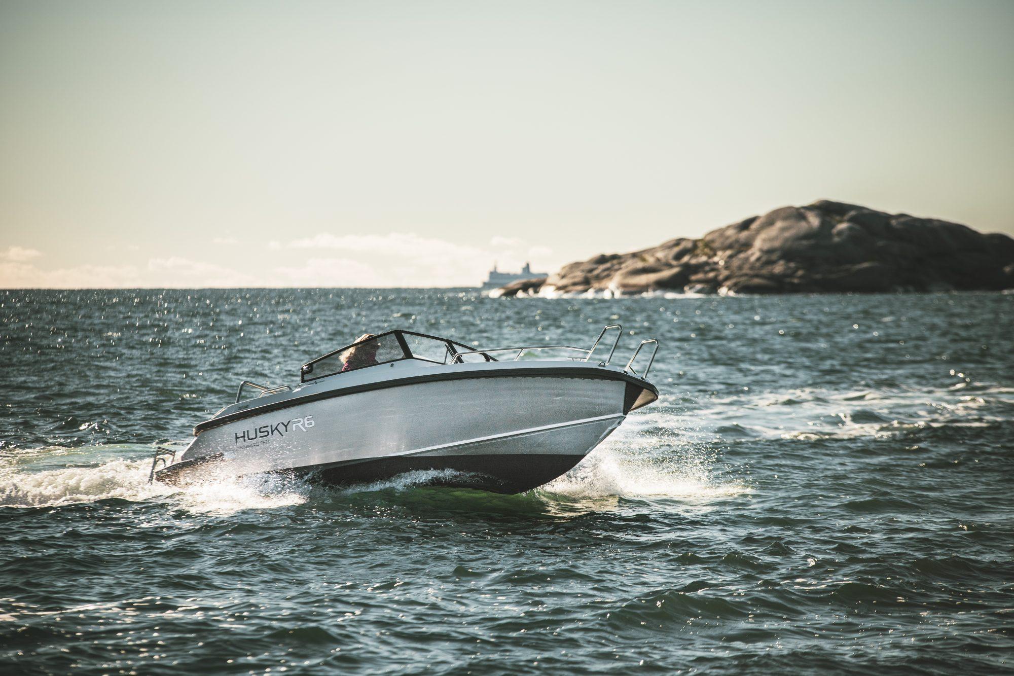 JOTUN YACHTING lanserer unikt bunnstoff for aluminiumsbåter