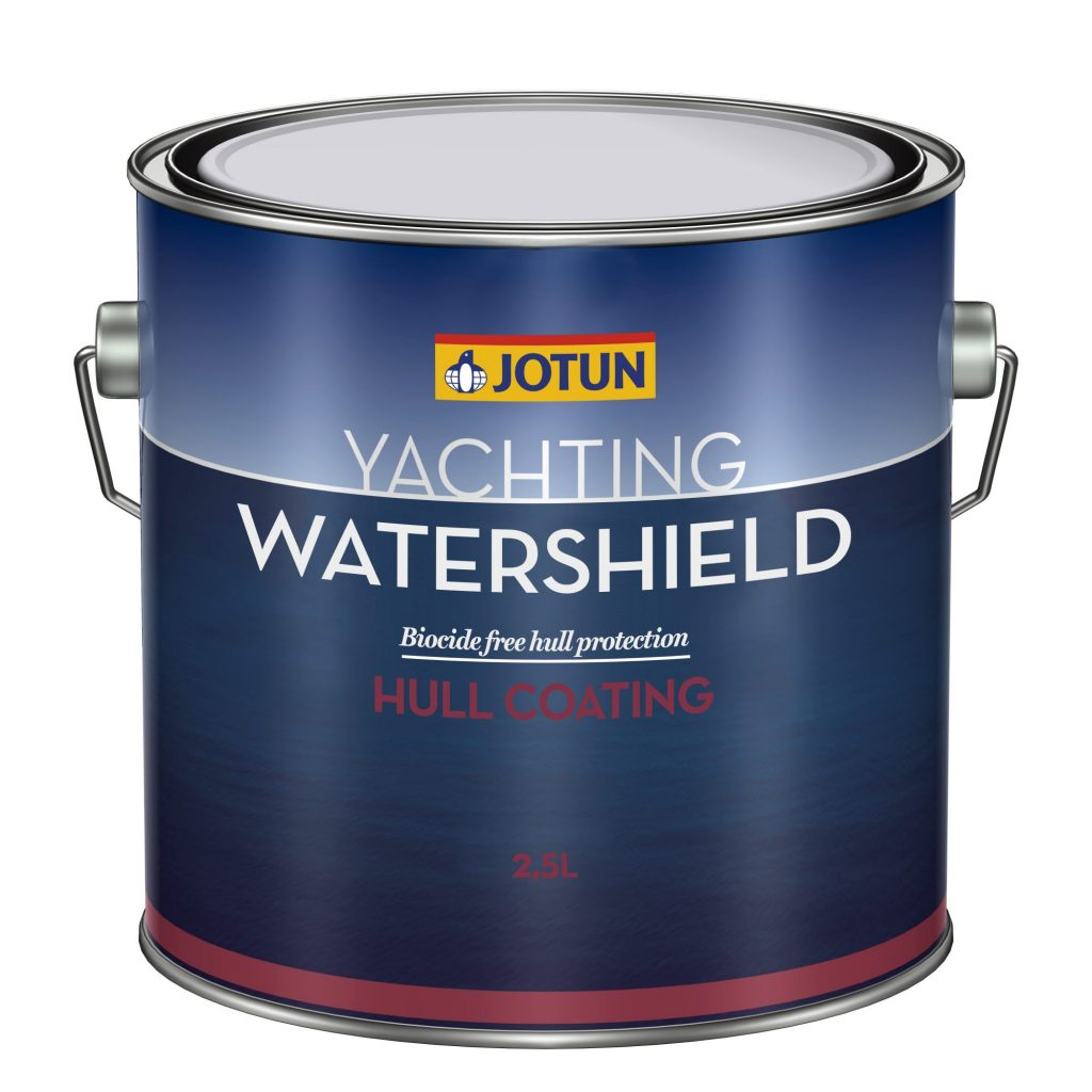 2,5L Jotun Yachting Watershield