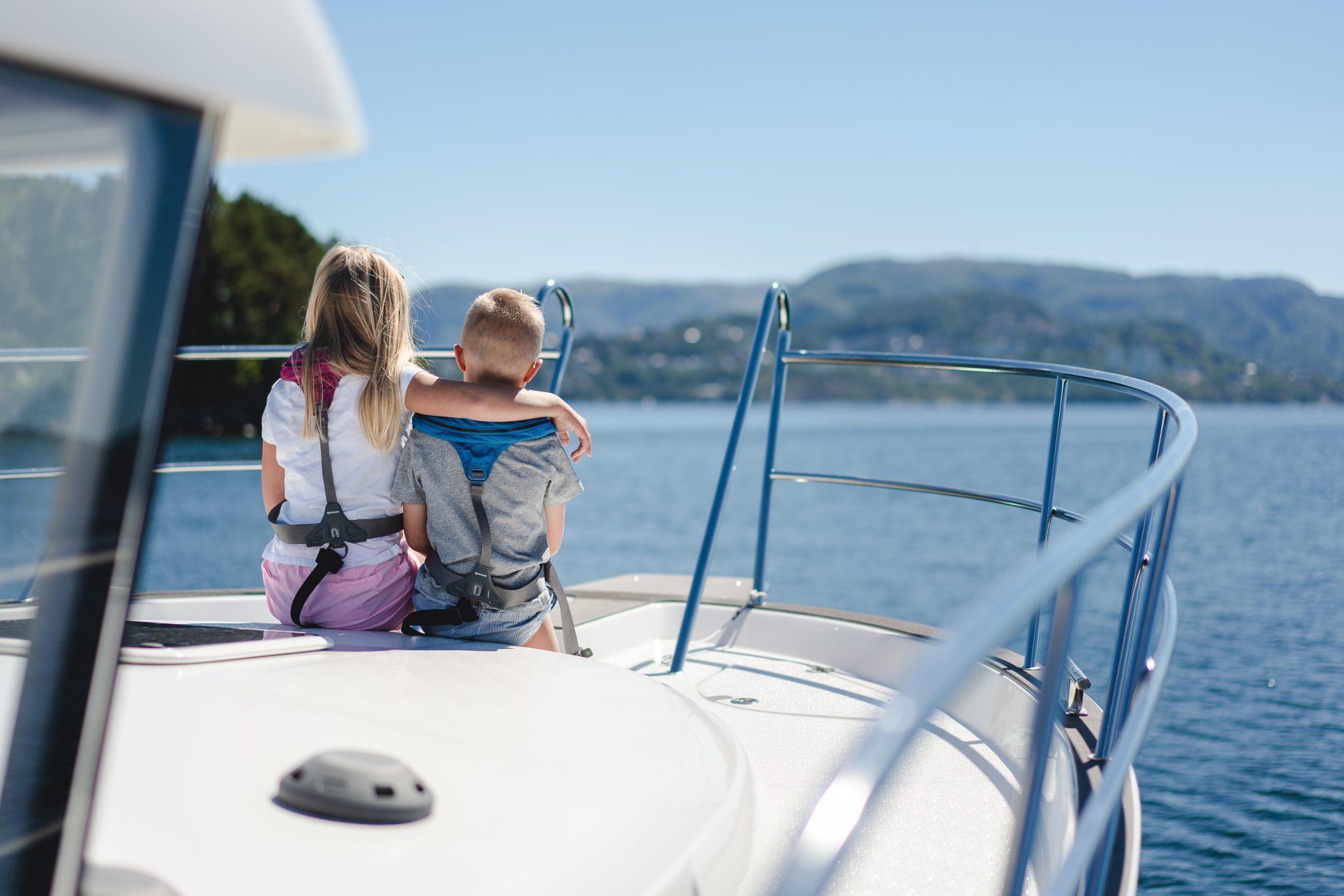 Gjør båten klar til sommerferien!