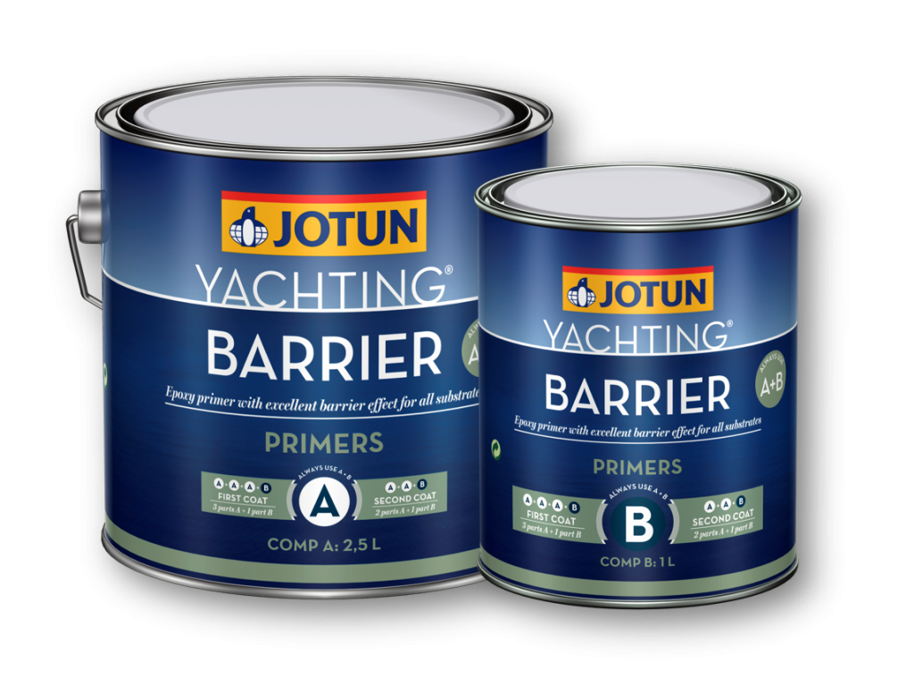 Yachting Barrier Primer A+B